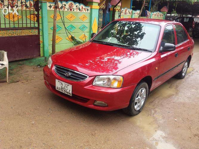 Hyundai Accent CRDI show room condtion diesel low prize