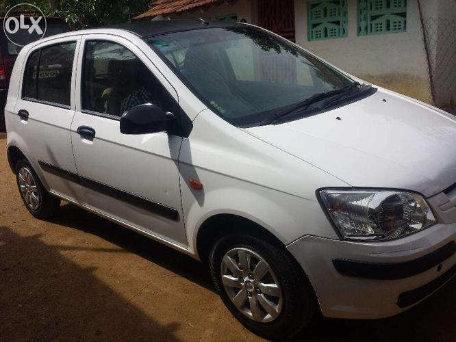 Hyundai getz gls show room condtion ac full condtion