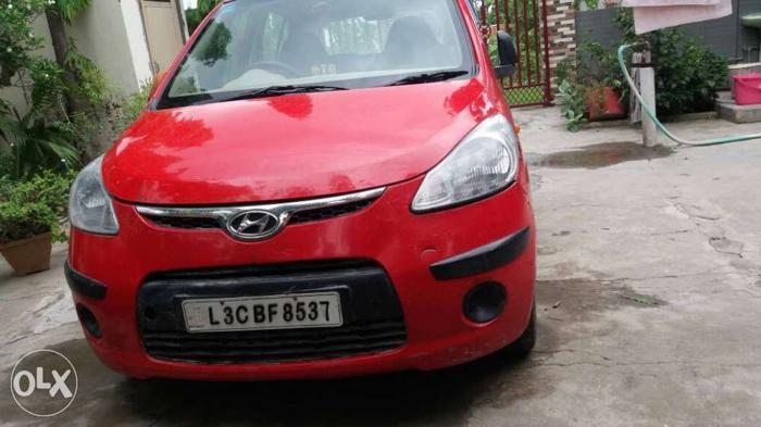 Hyundai I10 cng 66012 Kms 2009 year