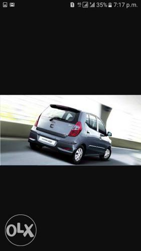 Hyundai I10 petrol 35000 Kms 2011 year