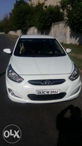 Hyundai Verna diesel 39000 Kms 2012 year