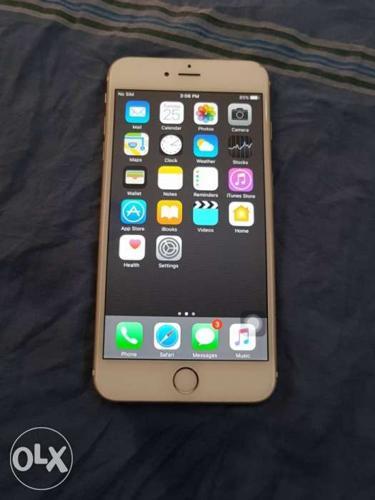 I Phone 6 Plus 16gb light used ur interested
