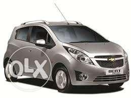 I want 2011 or 2012 Chevrolet Beat diesel 50000 Kms