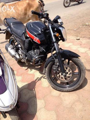 I want sell my yamaha fz for Sale in Gandhidham, Gujarat