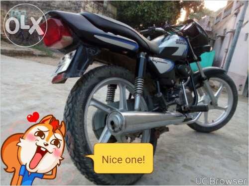 I want to sell my bike hero honda splendor plus for Sale in