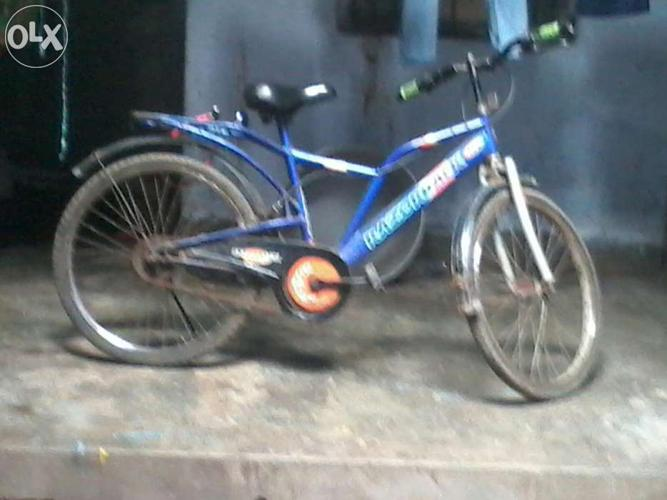 I want to sell my new razor back cycle.
