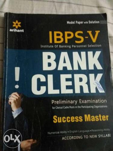 Ibps clerk book at half price