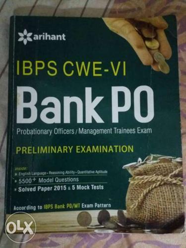Ibps po book at half price