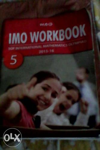 Imo workbook 2015 for class 6