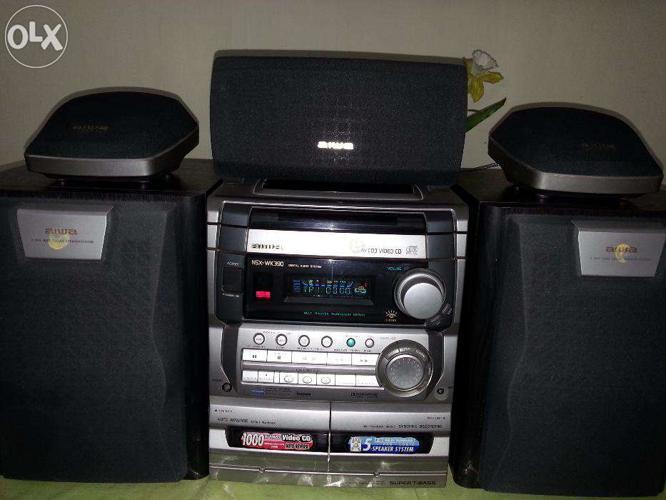 Imported Aiwa Music System For Sale In Bangalore North Karnataka