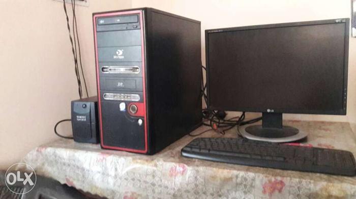 In good condition ,dual core processor ..brand