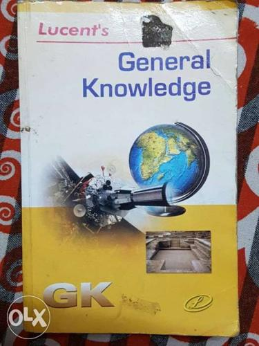 In good quality GK book