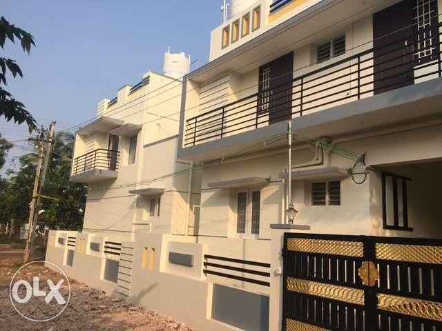 Individual Duplex House At Yogam Nagar , Kumbakonam for Sale