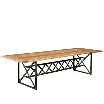 Industrial Metal Wood Furniture for Sale in Jodhpur