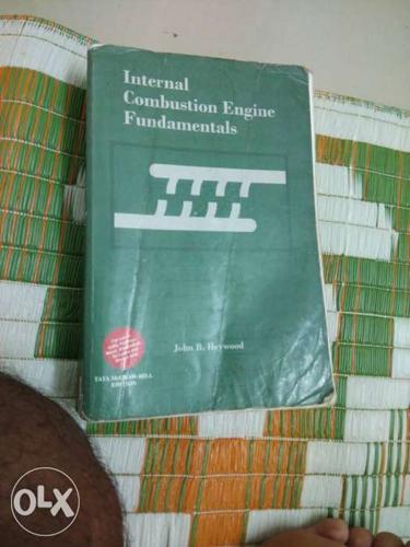 Internal Combustion Engine Fundamentals Book