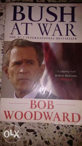 International best seller - Bush at the war