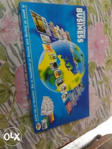 International Business Game Box