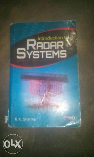 Introduction To Radar Systems Book By KK Sharma