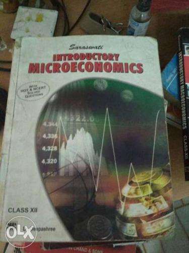 Introductory Microeconomics Book