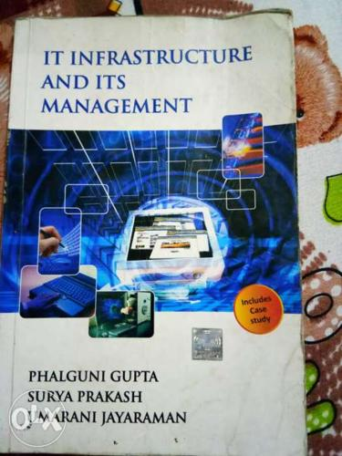 IT Infrastracture And Its Management Book