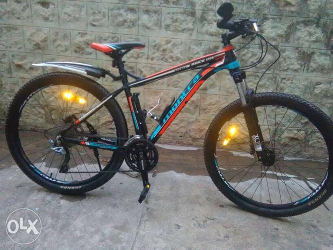 Its a brand new Montra Rock 650BHD 30 speed