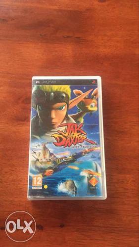 Jak Daxter PSP Game Case