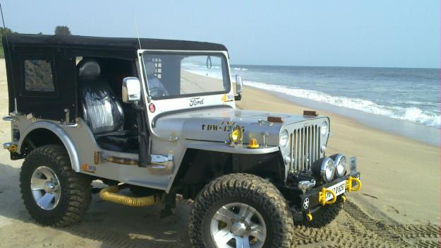 jeep for sale for sale in mormugao goa classified. Black Bedroom Furniture Sets. Home Design Ideas