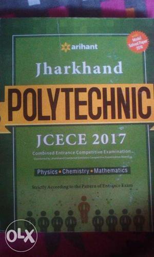 Jharkhand Polytechnic Book