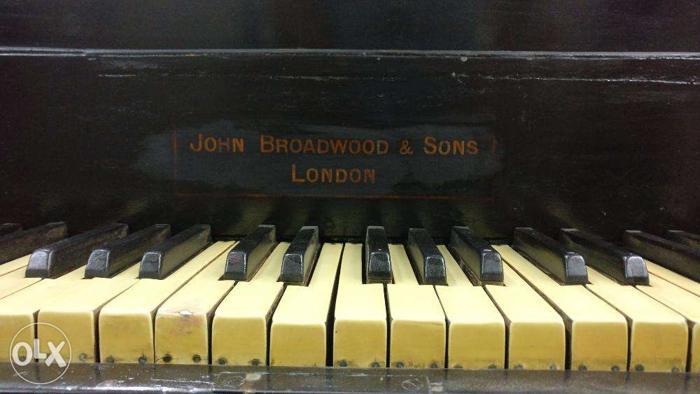 John Broadwood Grand Piano For Sale Rs. 5,00,000