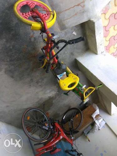 Kid cycle for 4 to 6 year old