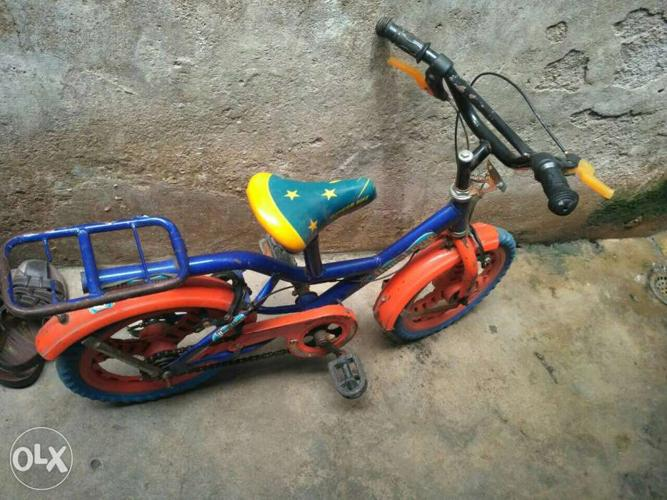 Kids cycle good condition