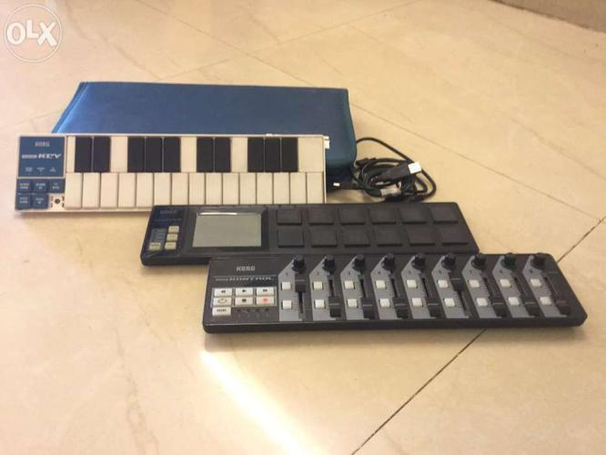 Korg nano series - complete music studio  Control any
