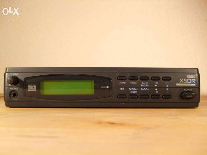 Korg X5dr Sound Module MIDI for Sale in Rajkot, Gujarat Classified