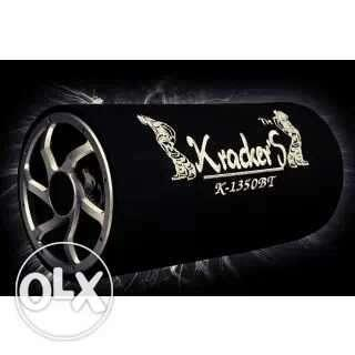 Kracker's bass tube 12 inch subwoofer with