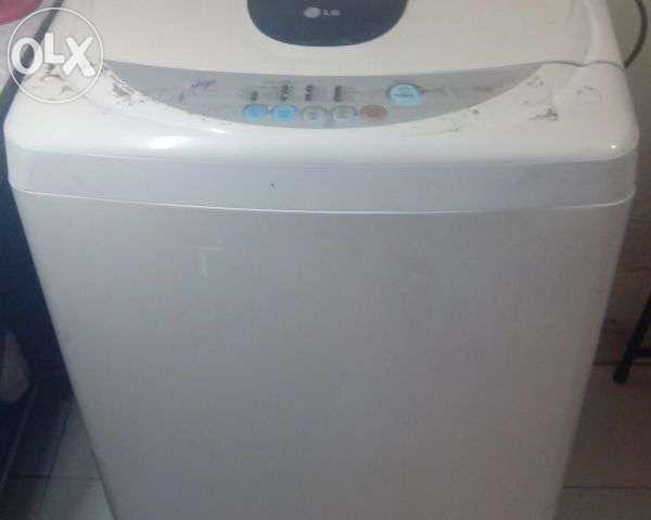 LG Fabricare Automatic Front Loading Washing Machine