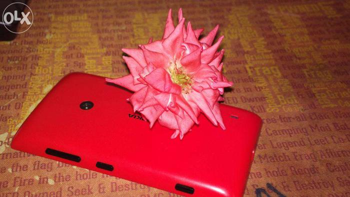Lumia 520 for sale.. with free back panel worth Rs. 900