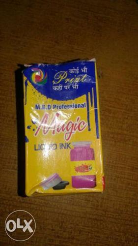 M.B.D Professional Magic Liquid Ink