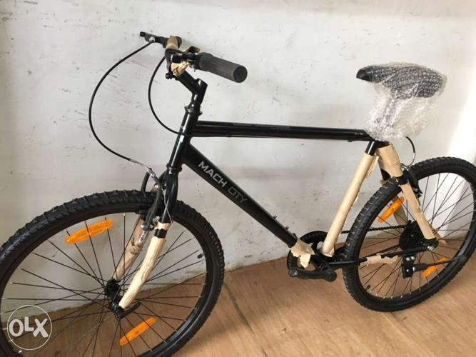 Mach city bicycle single speed (box PCs)at offer price