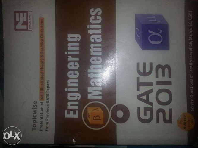 Made easy study material for Mechanical Engineering GATE and