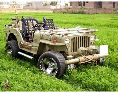 mahindra classic jeep for sale