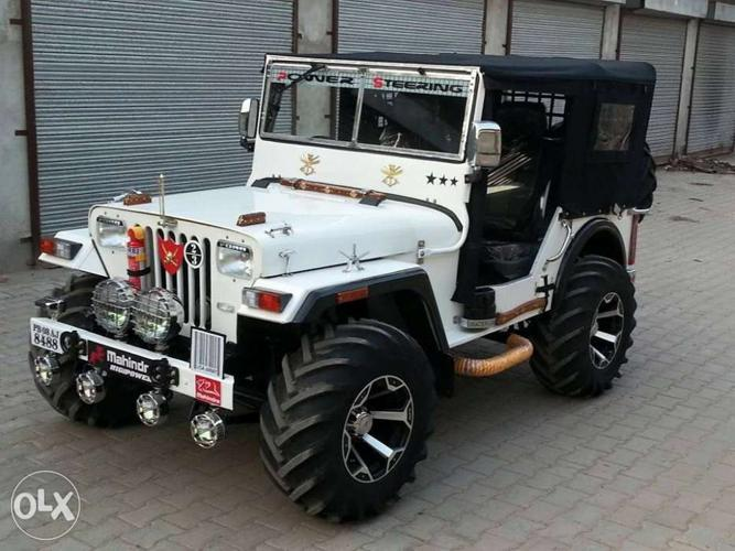 Willys Jeep For Sale Olx Rajasthan >> Willys Jeep Classifieds Buy Sell Willys Jeep Across India
