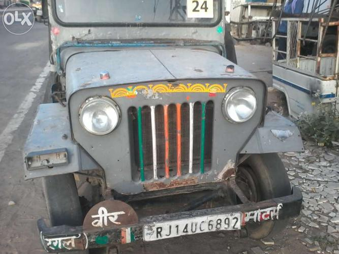 Willys Jeep For Sale Olx Rajasthan >> Mahindra Comander Jeep For Sale In Sikar Rajasthan Classified