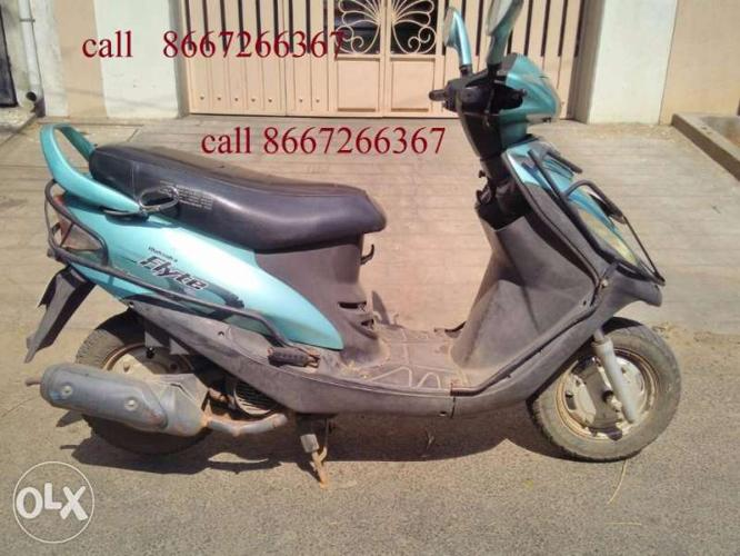 Mahindra flyte-2011-1onr-front fuel tank-jus rs.20000