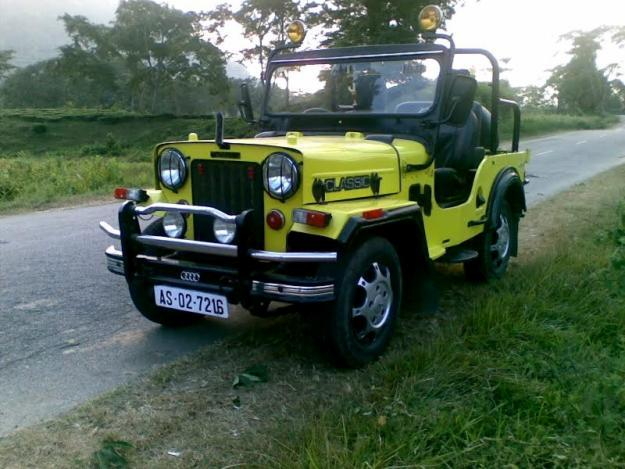 MAHINDRA JEEP CLASSIC, DEASL, 1995 MODEL FOR SELL. for ...