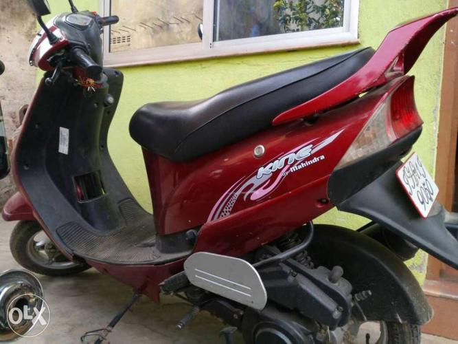 Mahindra Kine 3000 Kms 2011 year