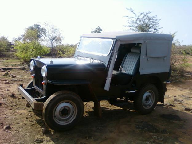 Mahindra and mahindra jeep #4
