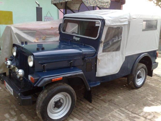 Mahindra Major Jeep For Sale In Bahraich Uttar Pradesh