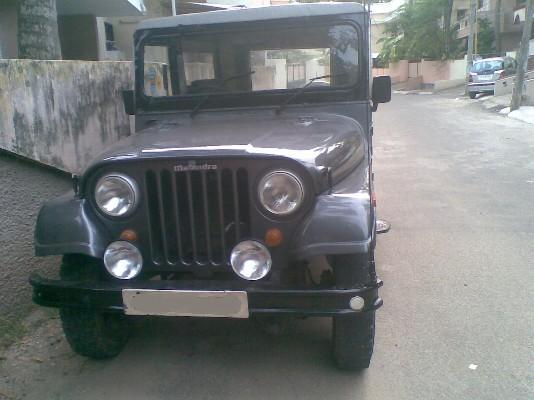 Mahindra Mm 540 Jeep For Sale In Thiruvananthapuram Kerala Classified Indialisted Com