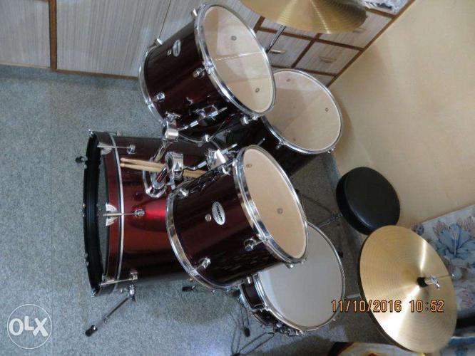 Mapex Drum Set For Sale In Bangalore South Karnataka Classified