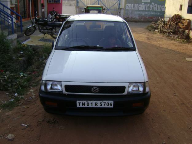 MARUTHI ZEN LX FOR SALE